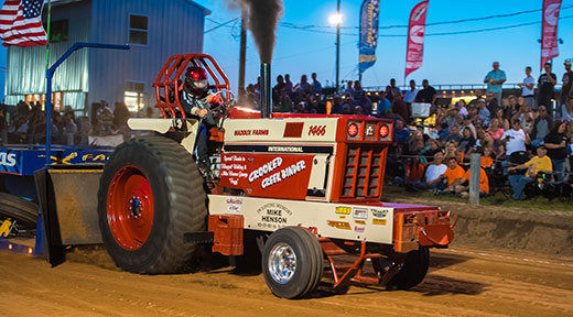 Mid Missouri Truck & Tractor Pulling Association
