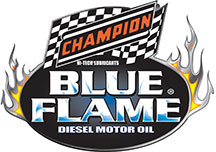 Champion Blue Flame High Performance Diesel Engine Oil
